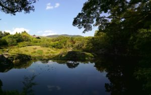 Isuisen Garden Nara
